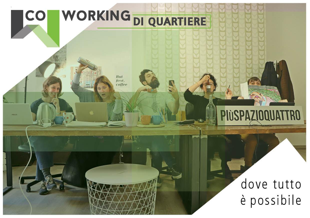 Coworking di Quartiere